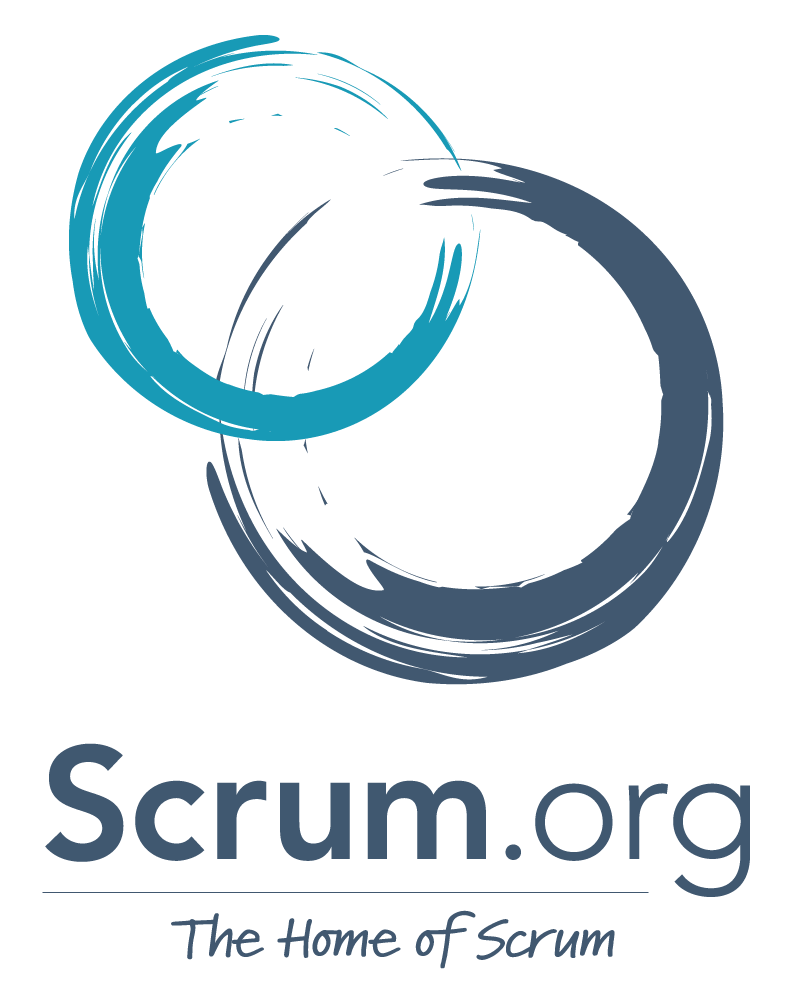 Scrum.org Logo with Tagline